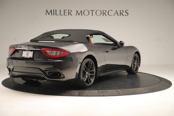 New 2019 Maserati GranTurismo Sport Convertible for sale Sold at Aston Martin of Greenwich in Greenwich CT 06830 16