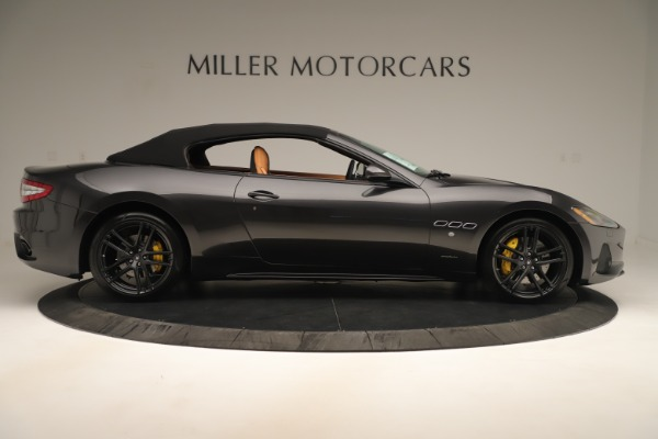 New 2019 Maserati GranTurismo Sport Convertible for sale Sold at Aston Martin of Greenwich in Greenwich CT 06830 17