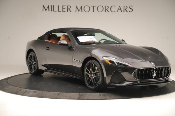 New 2019 Maserati GranTurismo Sport Convertible for sale Sold at Aston Martin of Greenwich in Greenwich CT 06830 18