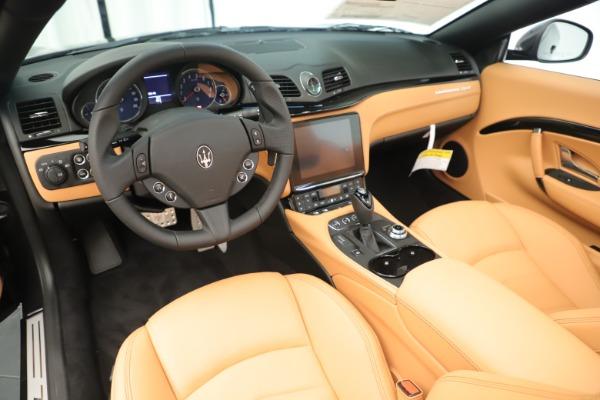 New 2019 Maserati GranTurismo Sport Convertible for sale Sold at Aston Martin of Greenwich in Greenwich CT 06830 19