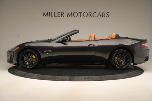 New 2019 Maserati GranTurismo Sport Convertible for sale Sold at Aston Martin of Greenwich in Greenwich CT 06830 3
