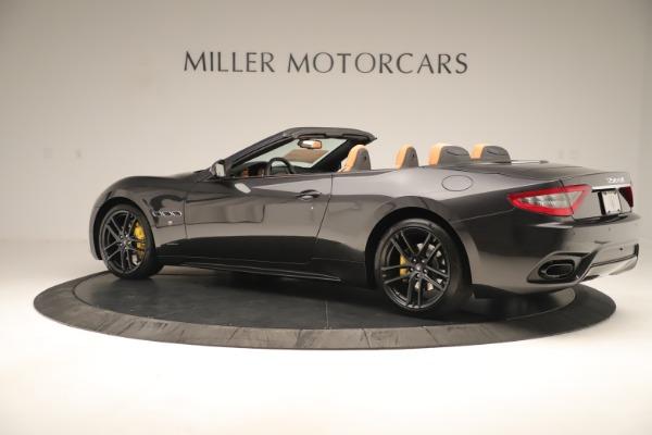 New 2019 Maserati GranTurismo Sport Convertible for sale Sold at Aston Martin of Greenwich in Greenwich CT 06830 4