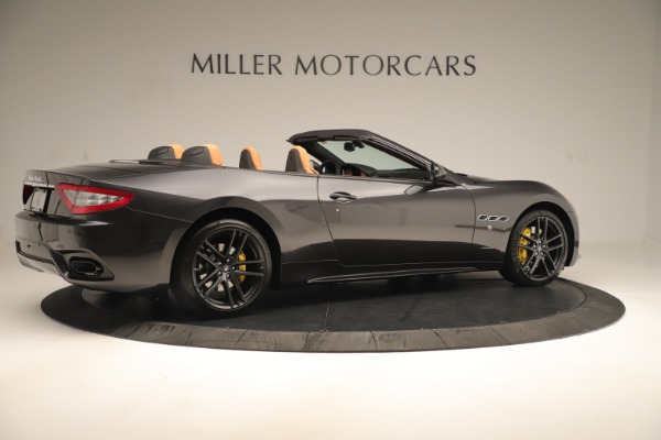 New 2019 Maserati GranTurismo Sport Convertible for sale Sold at Aston Martin of Greenwich in Greenwich CT 06830 8