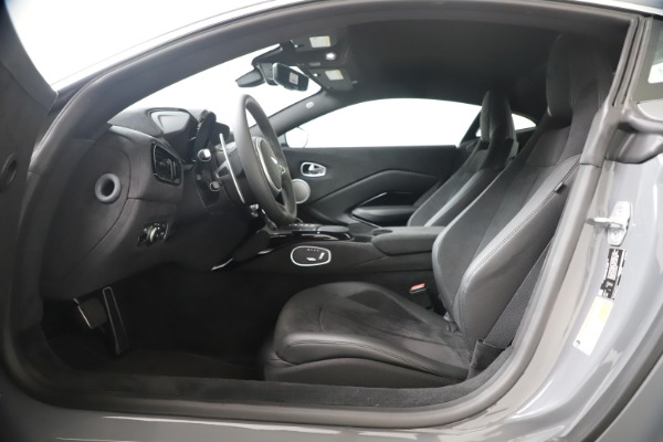 New 2020 Aston Martin Vantage Coupe for sale Sold at Aston Martin of Greenwich in Greenwich CT 06830 11