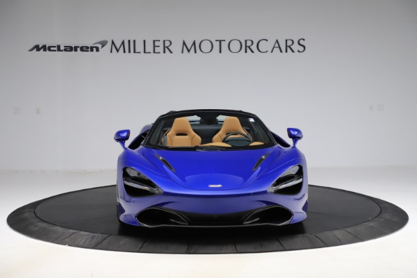New 2020 McLaren 720S SPIDER Convertible for sale $374,830 at Aston Martin of Greenwich in Greenwich CT 06830 12