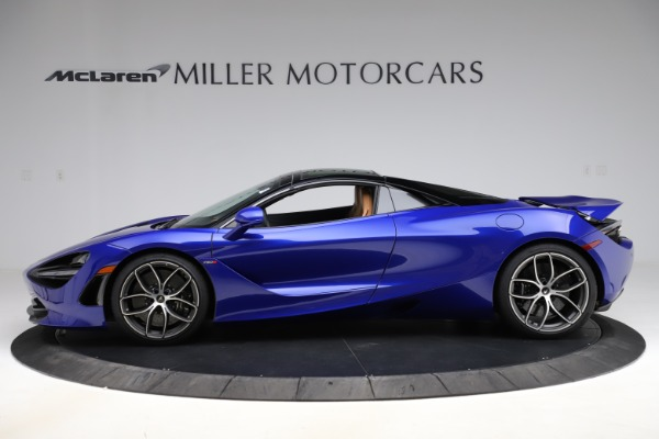 New 2020 McLaren 720S SPIDER Convertible for sale $374,830 at Aston Martin of Greenwich in Greenwich CT 06830 17
