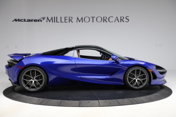 New 2020 McLaren 720S SPIDER Convertible for sale $374,830 at Aston Martin of Greenwich in Greenwich CT 06830 20