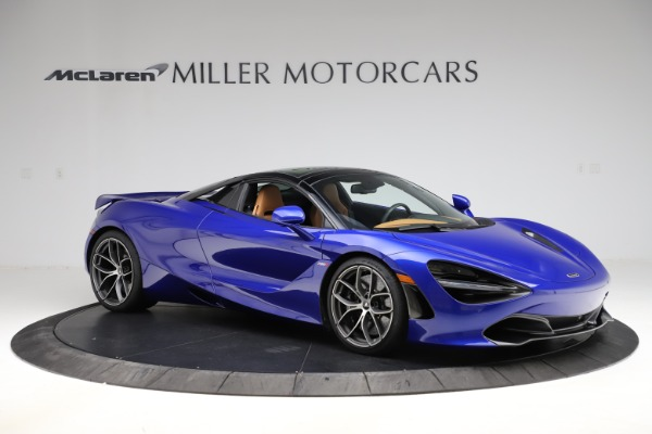 New 2020 McLaren 720S SPIDER Convertible for sale $374,830 at Aston Martin of Greenwich in Greenwich CT 06830 21