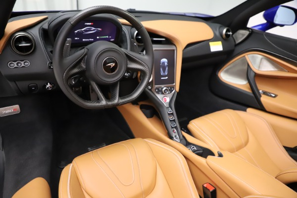 New 2020 McLaren 720S SPIDER Convertible for sale $374,830 at Aston Martin of Greenwich in Greenwich CT 06830 22