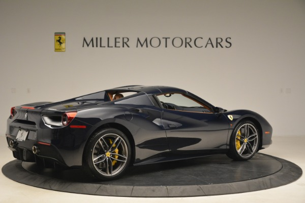 Used 2018 Ferrari 488 Spider for sale Sold at Aston Martin of Greenwich in Greenwich CT 06830 20