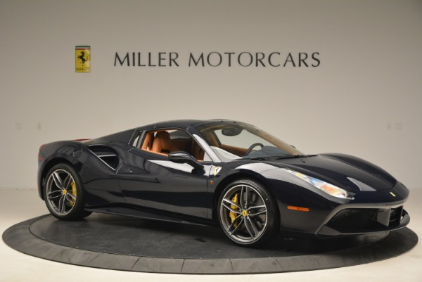Used 2018 Ferrari 488 Spider for sale Sold at Aston Martin of Greenwich in Greenwich CT 06830 22