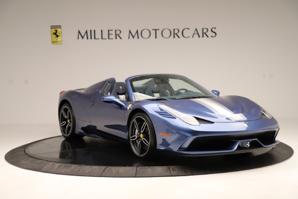 Used 2015 Ferrari 458 Speciale Aperta for sale Sold at Aston Martin of Greenwich in Greenwich CT 06830 12