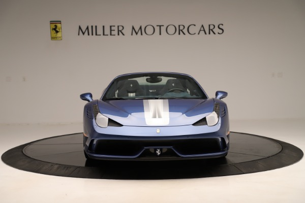 Used 2015 Ferrari 458 Speciale Aperta for sale Sold at Aston Martin of Greenwich in Greenwich CT 06830 13