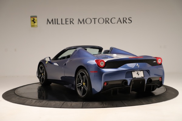 Used 2015 Ferrari 458 Speciale Aperta for sale Sold at Aston Martin of Greenwich in Greenwich CT 06830 6