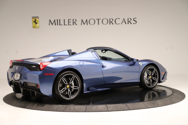 Used 2015 Ferrari 458 Speciale Aperta for sale Sold at Aston Martin of Greenwich in Greenwich CT 06830 9