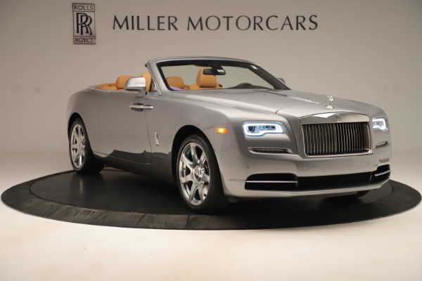 Used 2016 Rolls-Royce Dawn for sale Sold at Aston Martin of Greenwich in Greenwich CT 06830 8