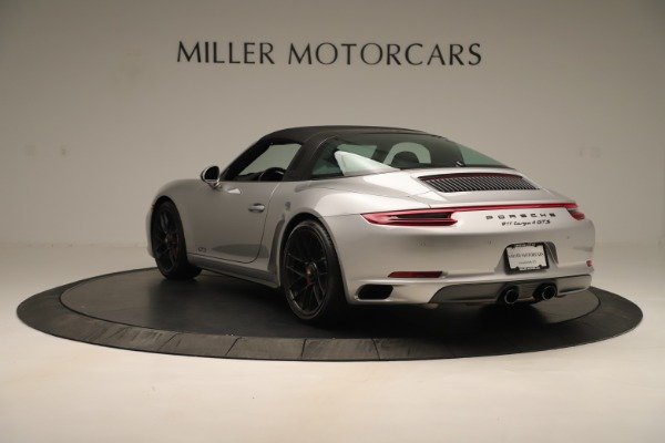 Used 2017 Porsche 911 Targa 4 GTS for sale Sold at Aston Martin of Greenwich in Greenwich CT 06830 13