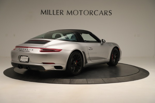 Used 2017 Porsche 911 Targa 4 GTS for sale Sold at Aston Martin of Greenwich in Greenwich CT 06830 14