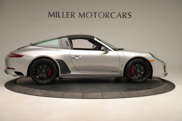 Used 2017 Porsche 911 Targa 4 GTS for sale Sold at Aston Martin of Greenwich in Greenwich CT 06830 15