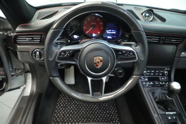 Used 2017 Porsche 911 Targa 4 GTS for sale Sold at Aston Martin of Greenwich in Greenwich CT 06830 25