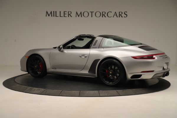 Used 2017 Porsche 911 Targa 4 GTS for sale Sold at Aston Martin of Greenwich in Greenwich CT 06830 4