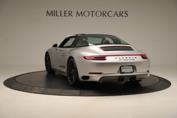 Used 2017 Porsche 911 Targa 4 GTS for sale Sold at Aston Martin of Greenwich in Greenwich CT 06830 5