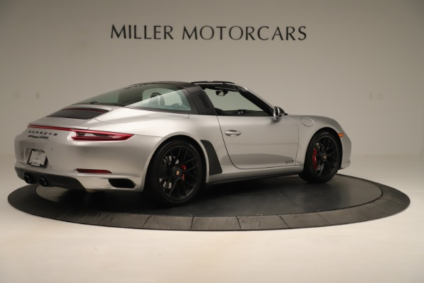 Used 2017 Porsche 911 Targa 4 GTS for sale Sold at Aston Martin of Greenwich in Greenwich CT 06830 8