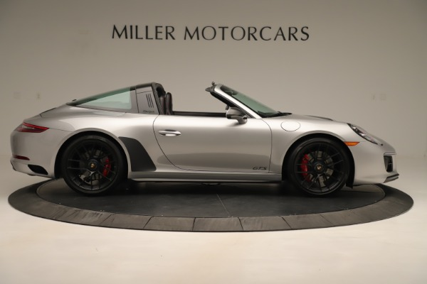 Used 2017 Porsche 911 Targa 4 GTS for sale Sold at Aston Martin of Greenwich in Greenwich CT 06830 9