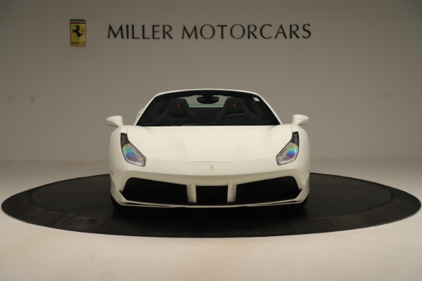 Used 2016 Ferrari 488 Spider for sale $269,900 at Aston Martin of Greenwich in Greenwich CT 06830 12