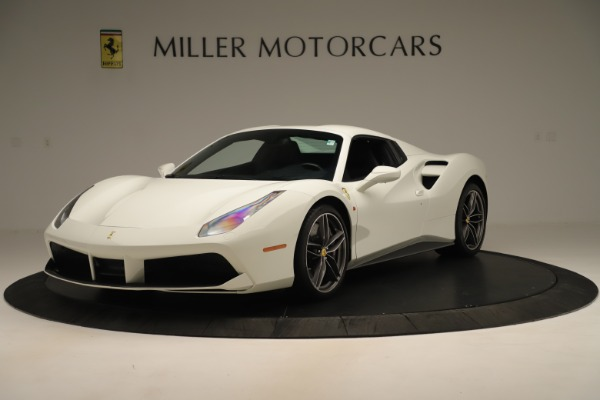 Used 2016 Ferrari 488 Spider for sale $269,900 at Aston Martin of Greenwich in Greenwich CT 06830 13