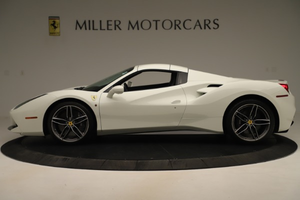 Used 2016 Ferrari 488 Spider for sale $269,900 at Aston Martin of Greenwich in Greenwich CT 06830 14