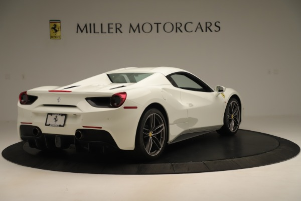 Used 2016 Ferrari 488 Spider for sale $269,900 at Aston Martin of Greenwich in Greenwich CT 06830 16