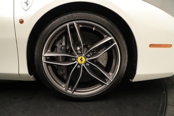 Used 2016 Ferrari 488 Spider for sale $269,900 at Aston Martin of Greenwich in Greenwich CT 06830 19