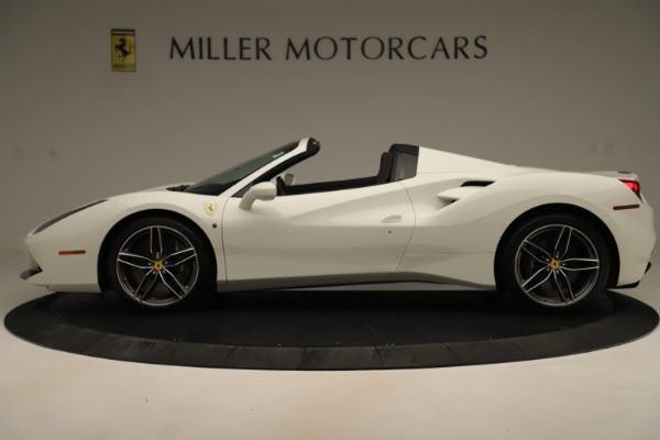 Used 2016 Ferrari 488 Spider for sale $269,900 at Aston Martin of Greenwich in Greenwich CT 06830 3
