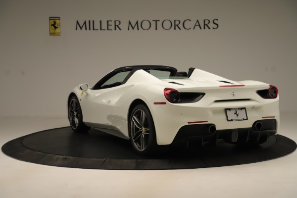 Used 2016 Ferrari 488 Spider for sale $269,900 at Aston Martin of Greenwich in Greenwich CT 06830 5