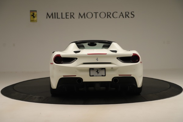 Used 2016 Ferrari 488 Spider for sale $269,900 at Aston Martin of Greenwich in Greenwich CT 06830 6