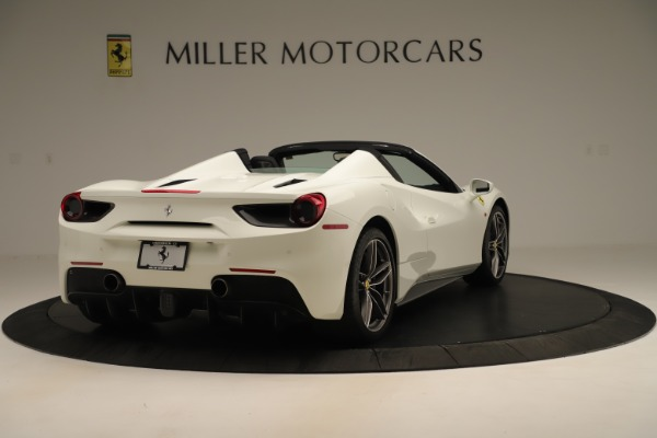 Used 2016 Ferrari 488 Spider for sale $269,900 at Aston Martin of Greenwich in Greenwich CT 06830 7