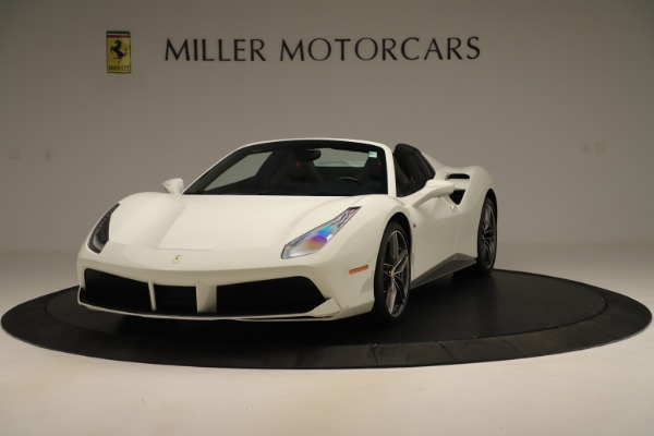 Used 2016 Ferrari 488 Spider for sale $269,900 at Aston Martin of Greenwich in Greenwich CT 06830 1