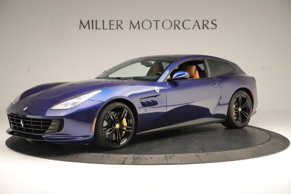 Used 2019 Ferrari GTC4Lusso for sale Sold at Aston Martin of Greenwich in Greenwich CT 06830 2