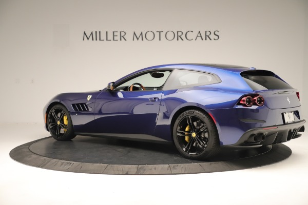 Used 2019 Ferrari GTC4Lusso for sale Sold at Aston Martin of Greenwich in Greenwich CT 06830 4