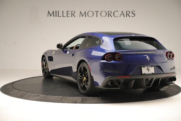 Used 2019 Ferrari GTC4Lusso for sale Sold at Aston Martin of Greenwich in Greenwich CT 06830 5