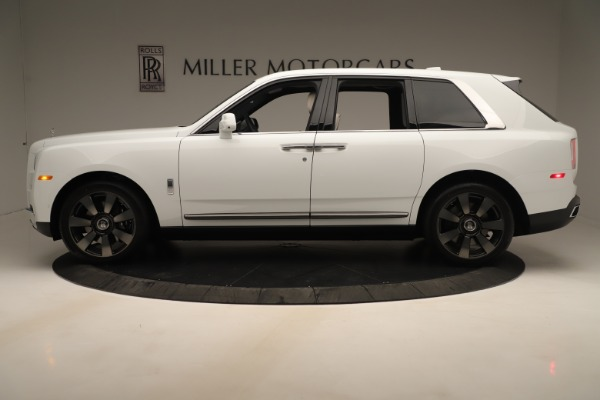 New 2019 Rolls-Royce Cullinan for sale Sold at Aston Martin of Greenwich in Greenwich CT 06830 3