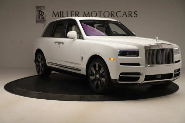 New 2019 Rolls-Royce Cullinan for sale Sold at Aston Martin of Greenwich in Greenwich CT 06830 8