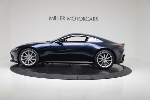 New 2020 Aston Martin Vantage Coupe for sale Sold at Aston Martin of Greenwich in Greenwich CT 06830 3