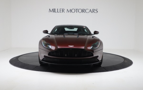 New 2019 Aston Martin DB11 V12 AMR Coupe for sale $263,916 at Aston Martin of Greenwich in Greenwich CT 06830 11