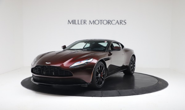 New 2019 Aston Martin DB11 V12 AMR Coupe for sale $263,916 at Aston Martin of Greenwich in Greenwich CT 06830 2