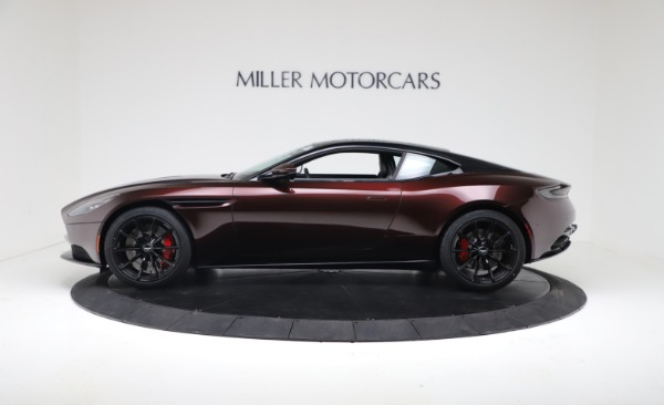 New 2019 Aston Martin DB11 V12 AMR Coupe for sale $263,916 at Aston Martin of Greenwich in Greenwich CT 06830 3
