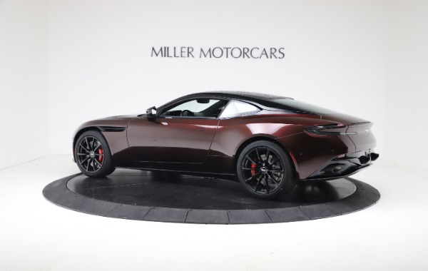 New 2019 Aston Martin DB11 V12 AMR Coupe for sale $263,916 at Aston Martin of Greenwich in Greenwich CT 06830 4