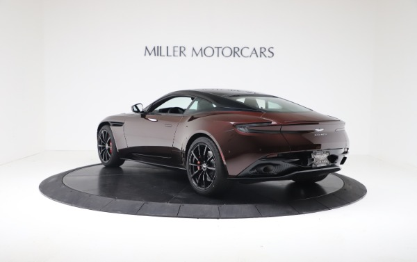 New 2019 Aston Martin DB11 V12 AMR Coupe for sale $263,916 at Aston Martin of Greenwich in Greenwich CT 06830 5