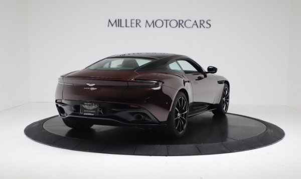 New 2019 Aston Martin DB11 V12 AMR Coupe for sale $263,916 at Aston Martin of Greenwich in Greenwich CT 06830 7